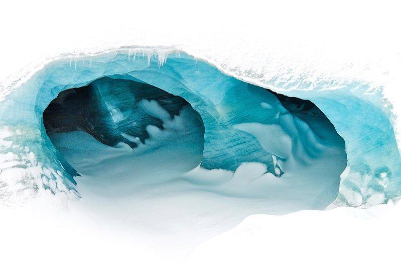 Ледени пещери, Mer de Glace