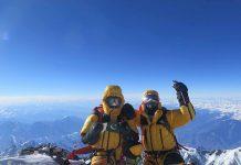 Първо зимно изкачване на Нанга Парбат