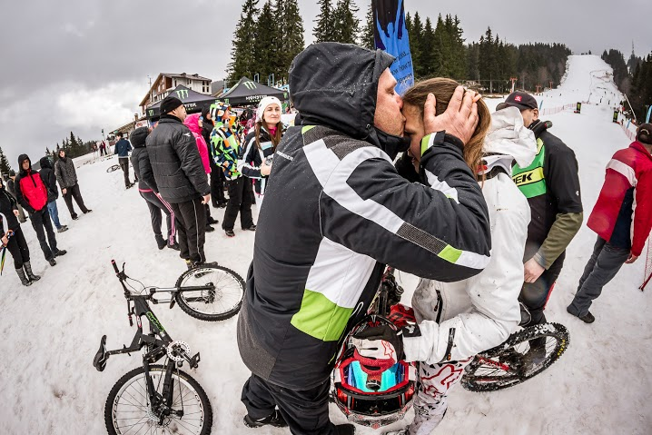 Winter Bike Duel 2016. Фотограф: Георги Даскалов, BikePorn