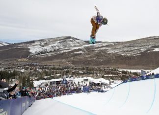 Клое Ким, BURTON US OPEN. Снимка: Monster Energy