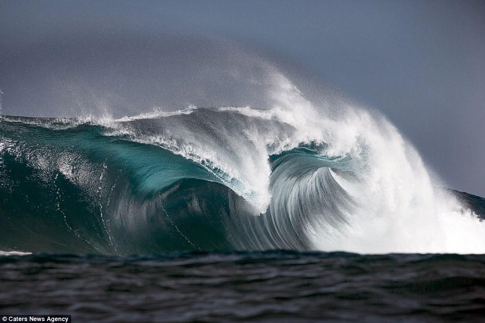 Да уловиш гигантските вълни
