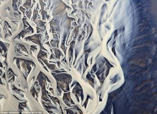 Реки от лед