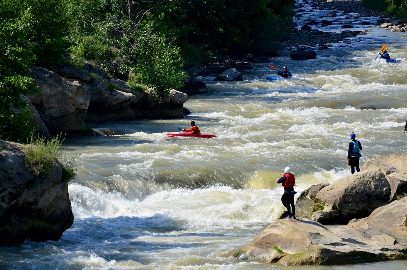 река Жиу, Румъния