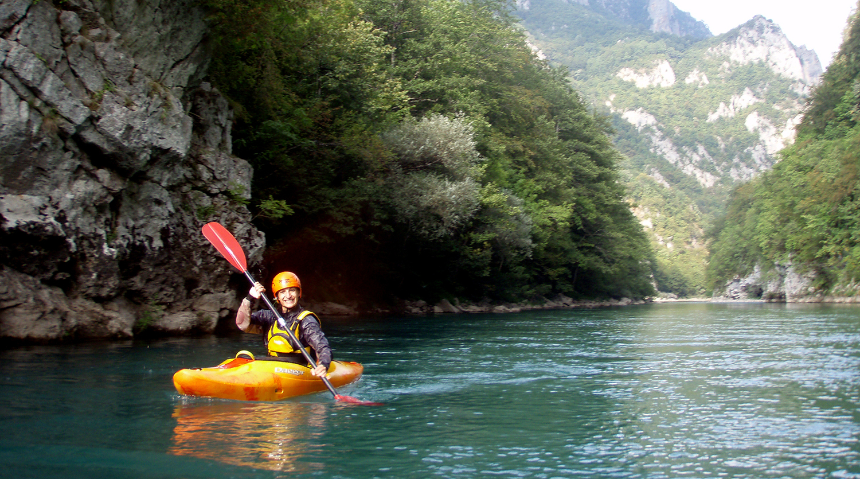 река Тара, Черна гора