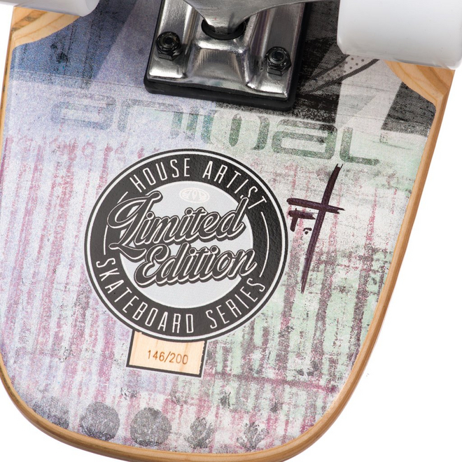 Animal Limited Longboard&Skateboard