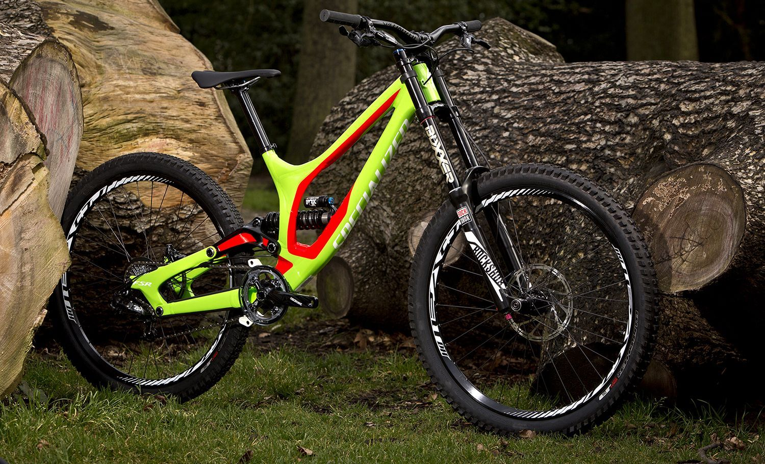 SPECIALIZED DEMO ALLOY