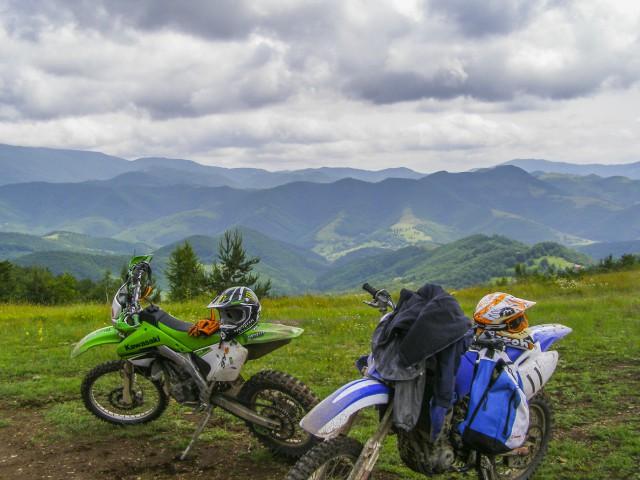 Балканско с мотор