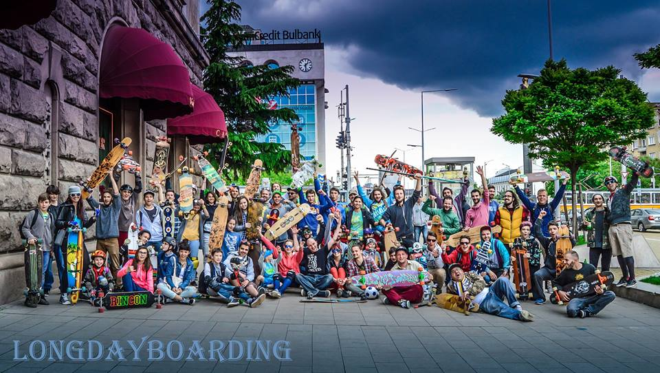 The Longboard Meeting Of The Year V.5.0_Sofia2016