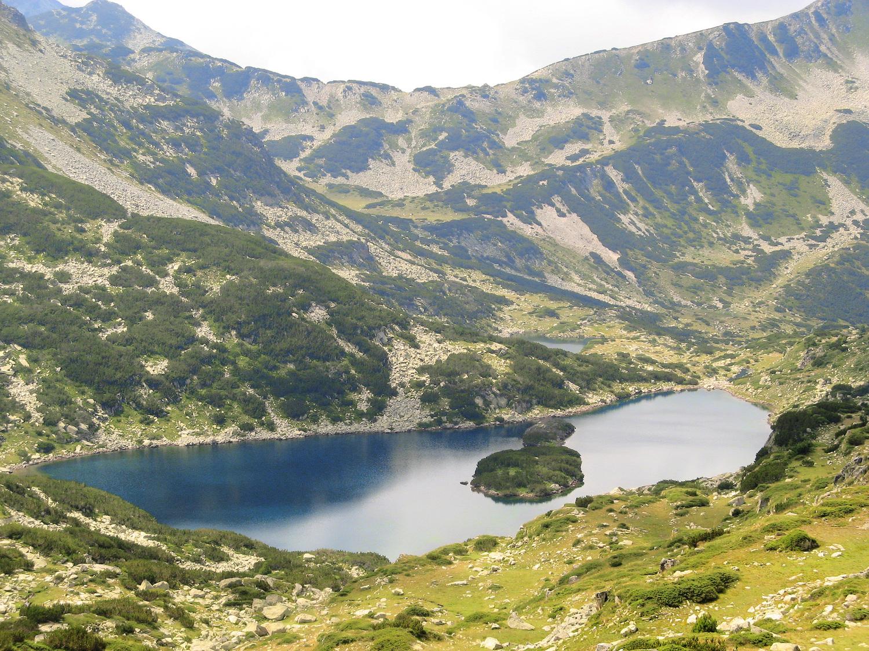 Пирин, Валявишко езеро