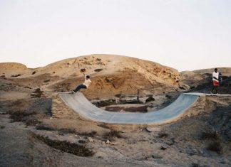 Скейт в Намибия