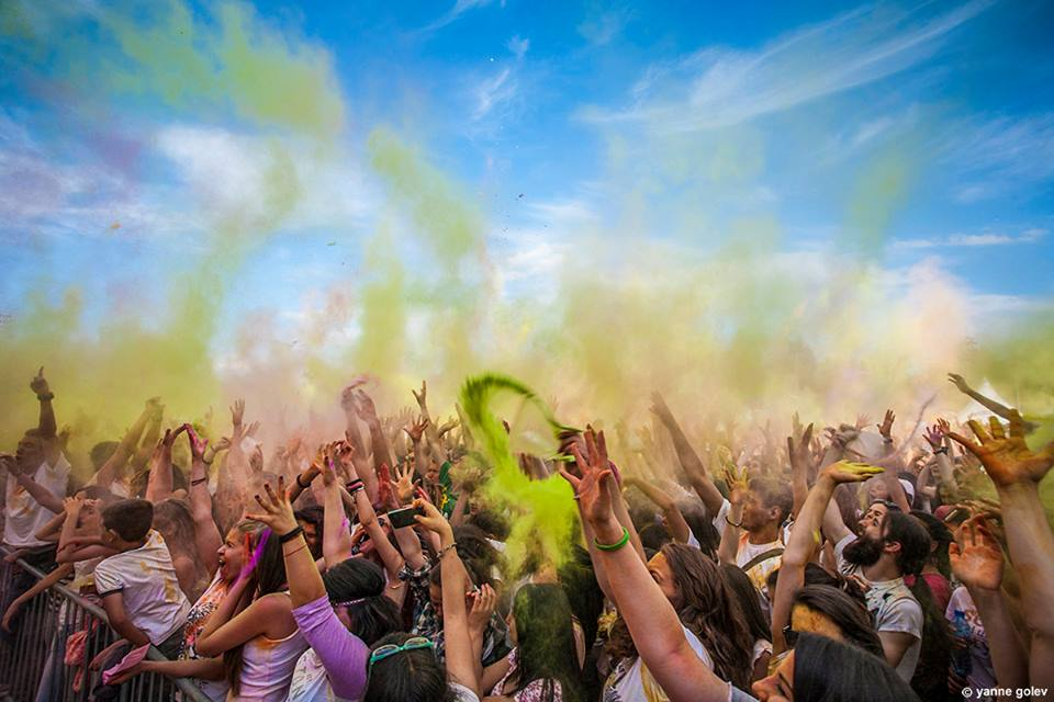 Holy_Festival of Colours