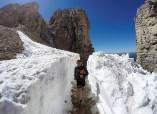 Дизела - Dolomites Sky Race