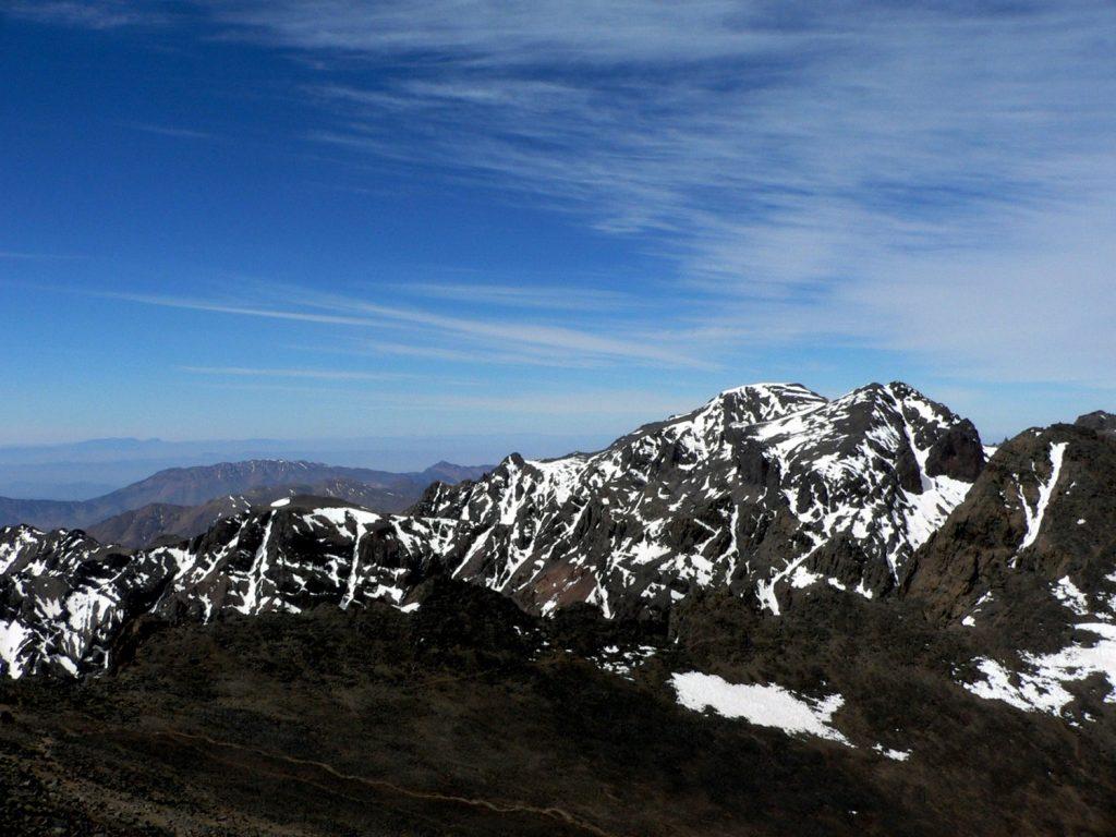Джебел Тубкал, изкачване върхове алпинизъм