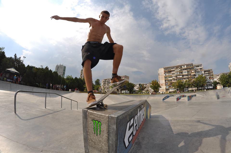 Burgas Skate Open