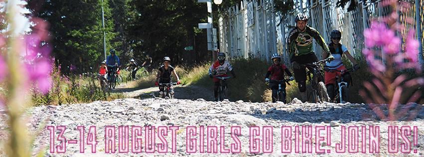 Girls go Bike Пампорово
