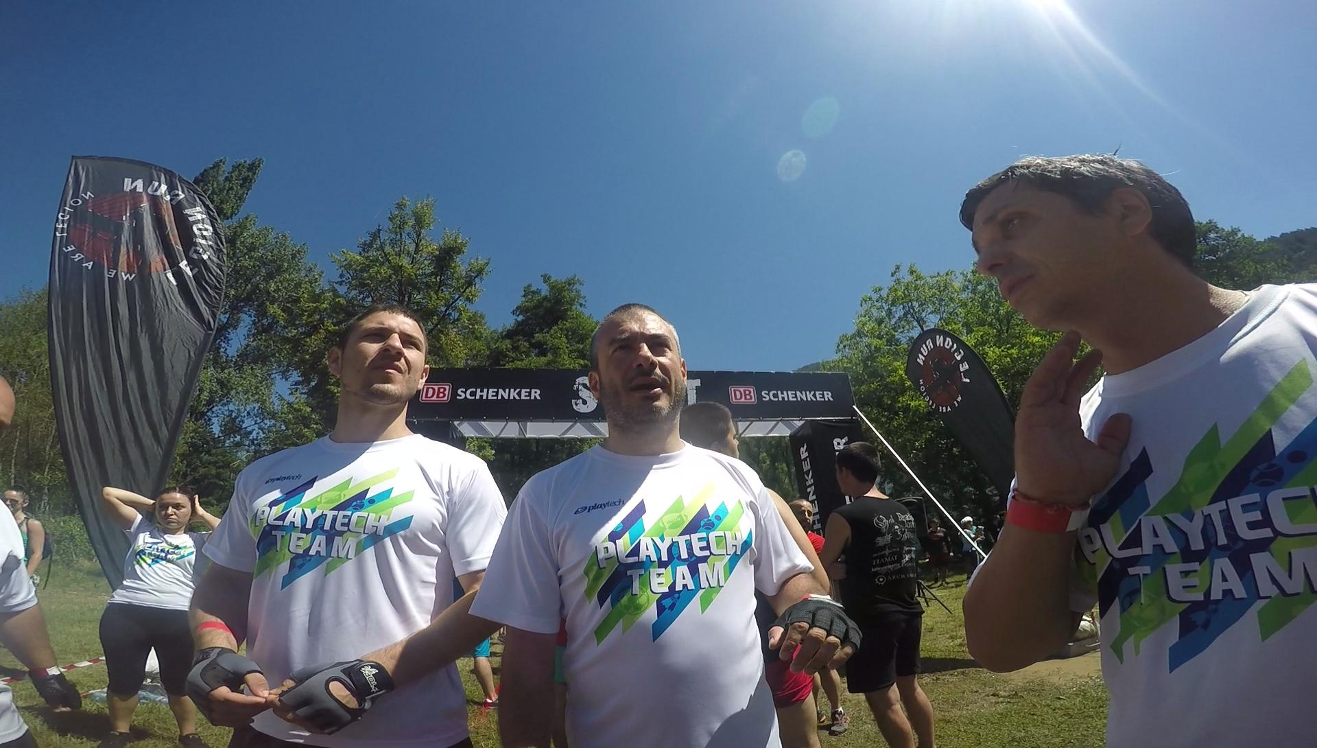 Legion Run, Playtech Bulgaria