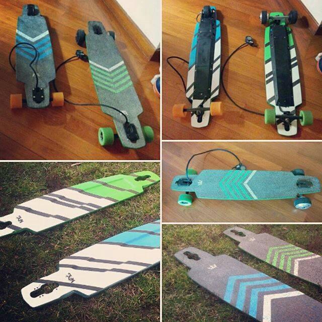 електрически скейт