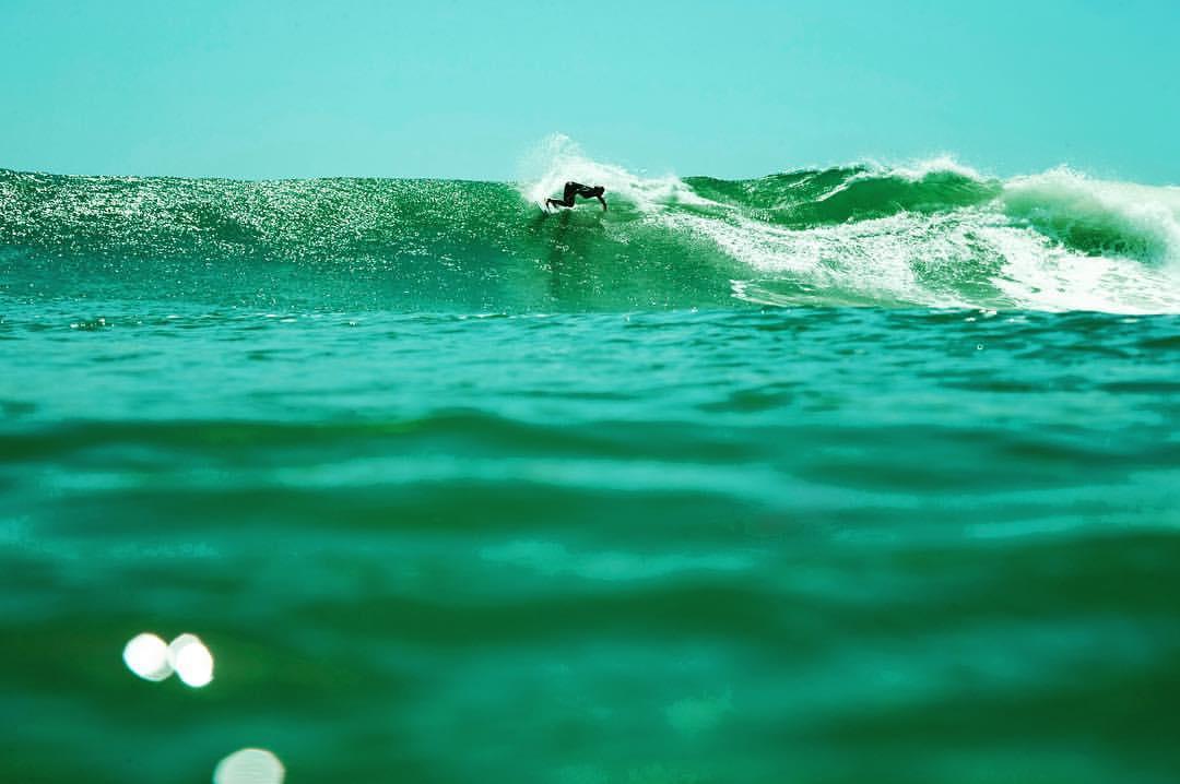 Покорителката на вълните