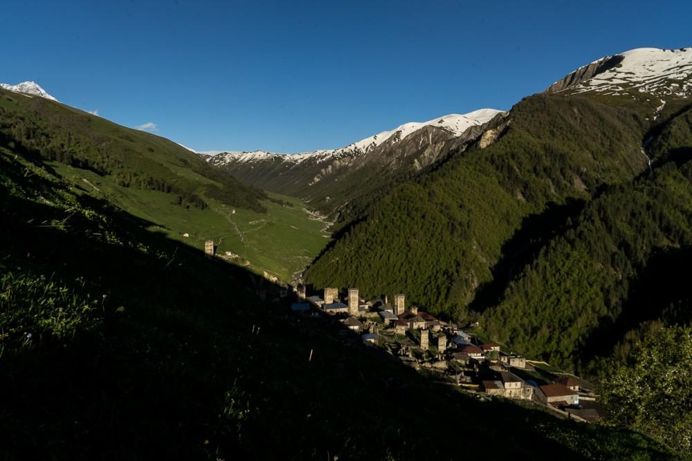 Реките на живота в провинциален Кавказ