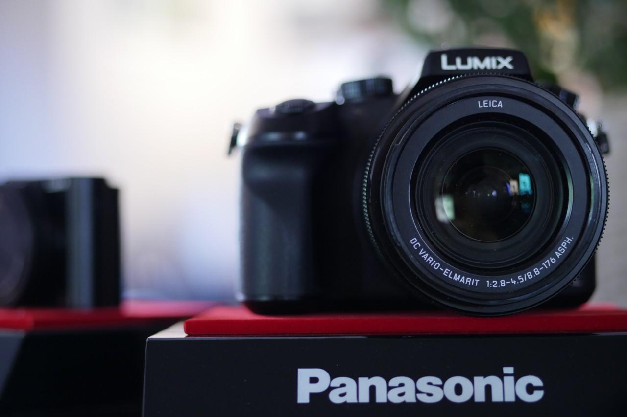 Panasonic, LUMIX DMC FZ2000