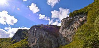 baile herculane climbing