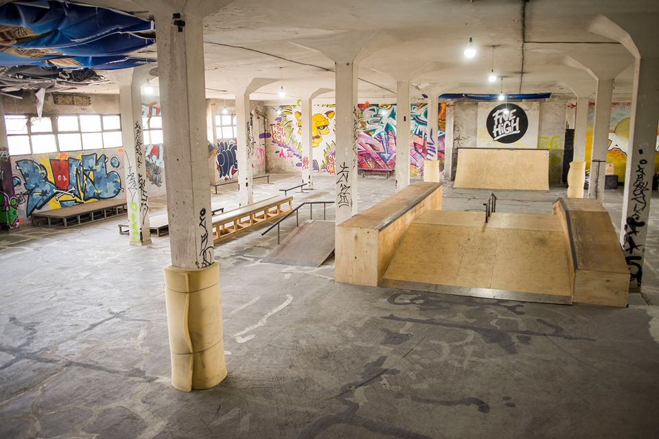 Five High Skatepark
