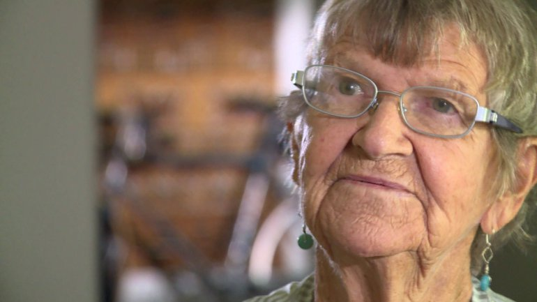 Приключенка на 85 години