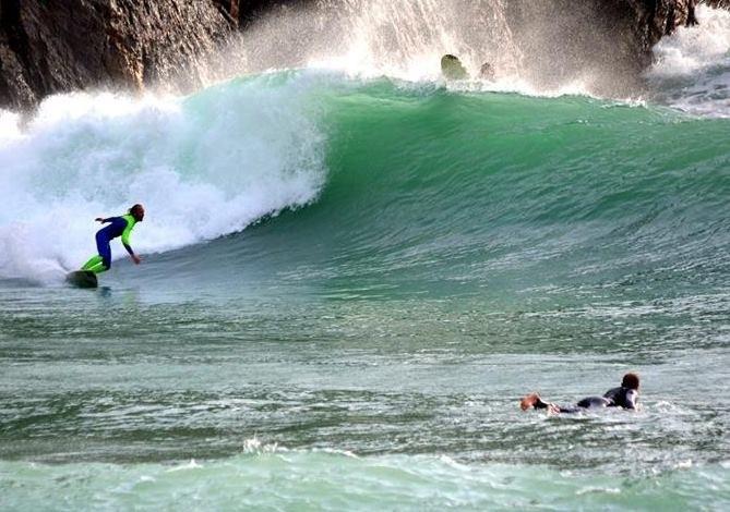 сърф в гърция