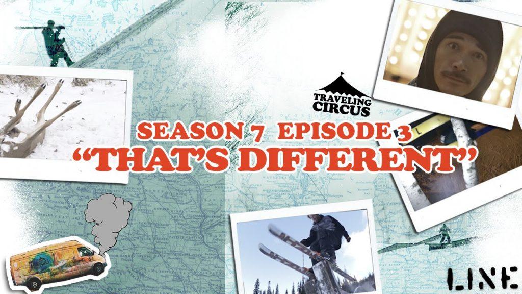 traveling circus line ски филм