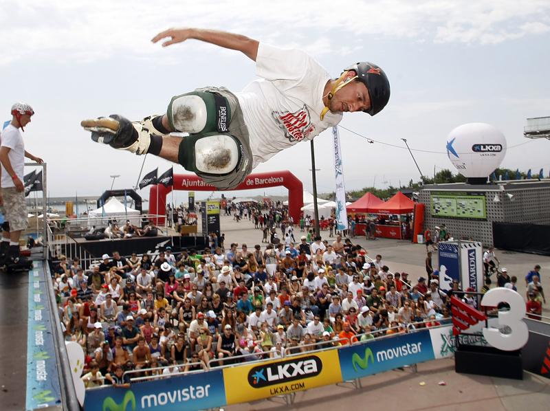Кирил Траянов състезание инлайн скейтинг