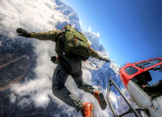 Еверест скайдайв