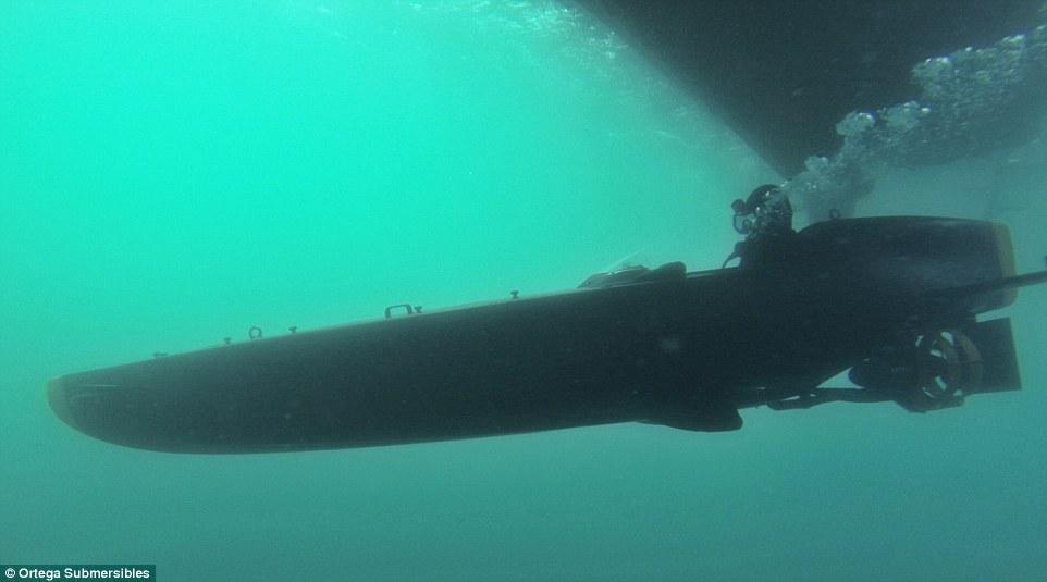 Лична подводница