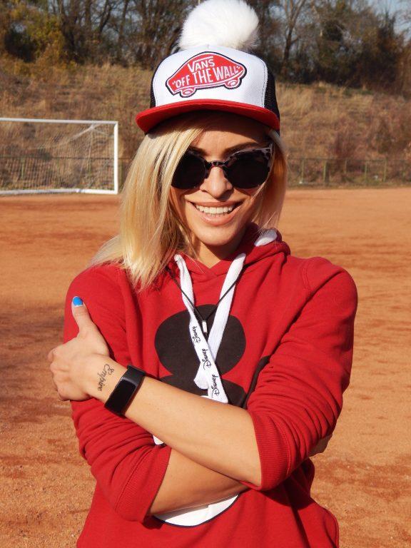 Христина Тушева Фрийдайвър, фитнес инструктор