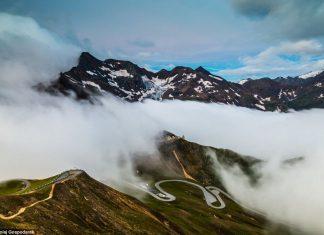 Най-красивият път в Европа