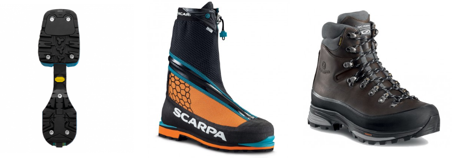 Scarpa New Collection Basecamp