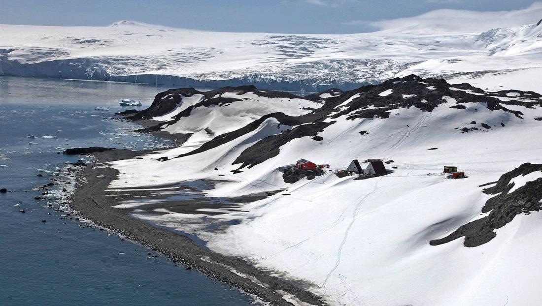 Българската база на Антарктида