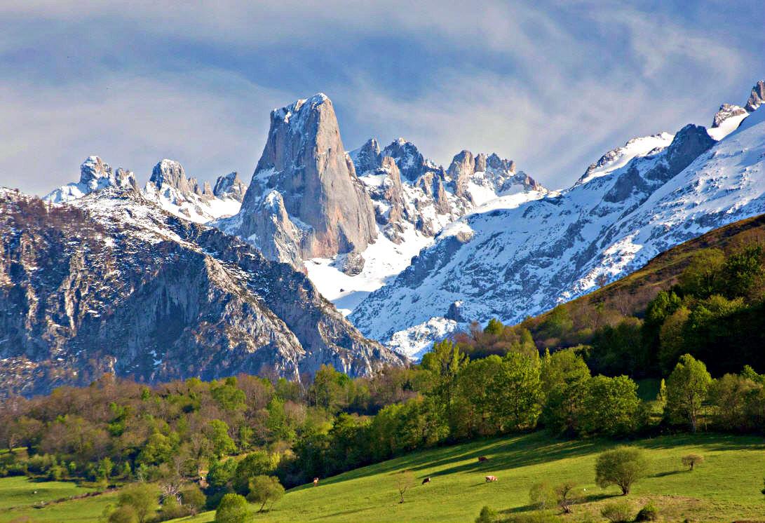 """Национален парк """"Върховете на Европа"""""""