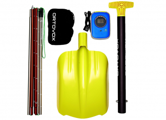 комплект лавинна безопасност Ortovox