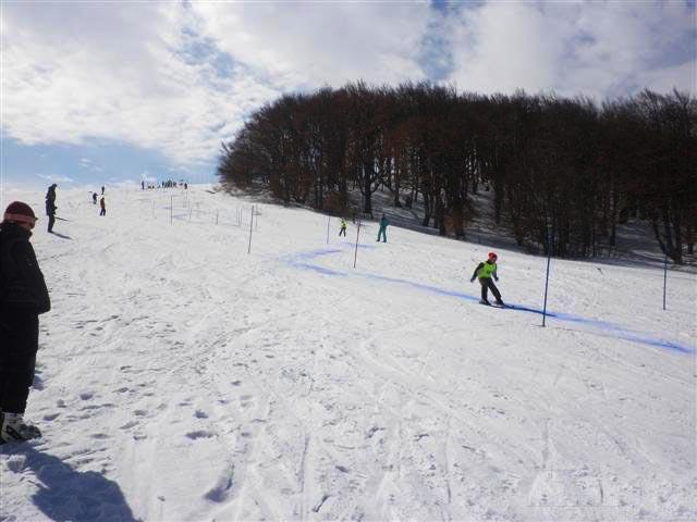 Ски писта при хижа Бузлуджа