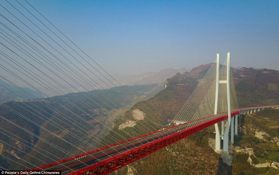 Най-високият мост в света
