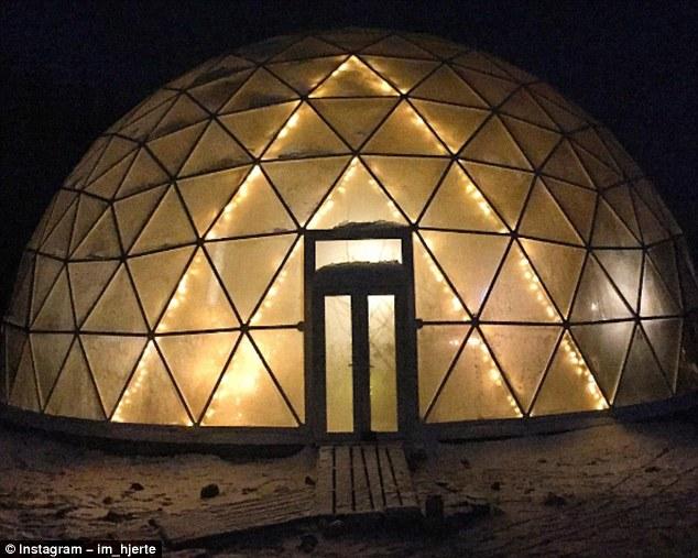 Къща на Полярния кръг