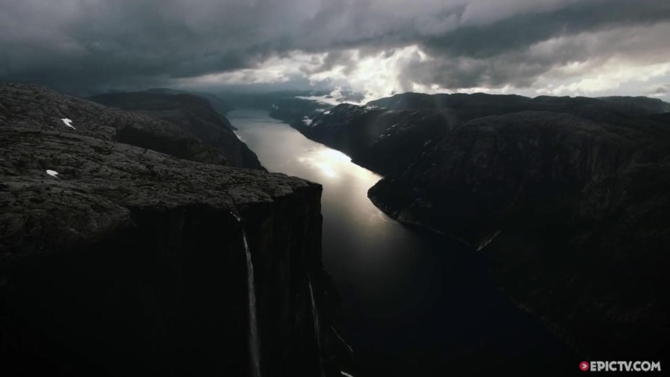 """Climbing Norway"" на Epic Tv"