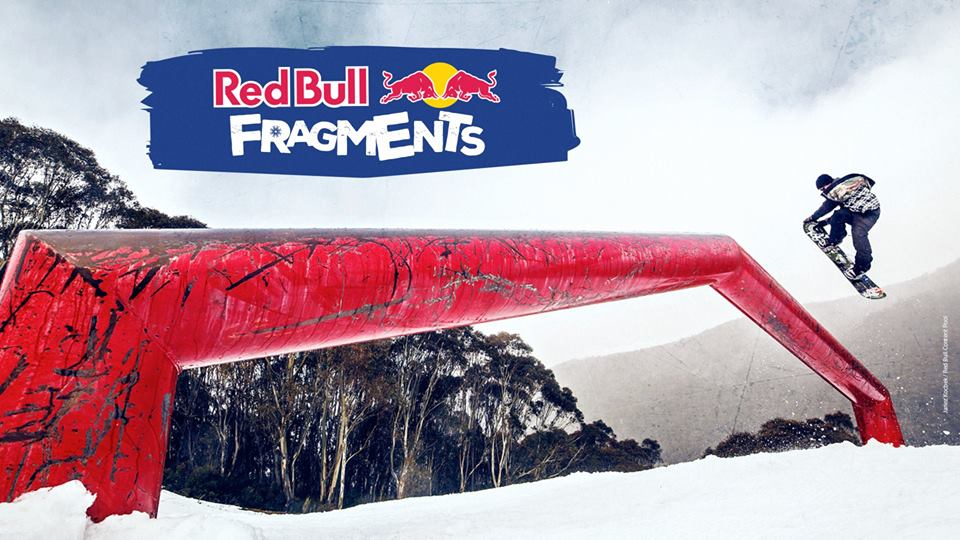 Red Bull FRAGMENTS