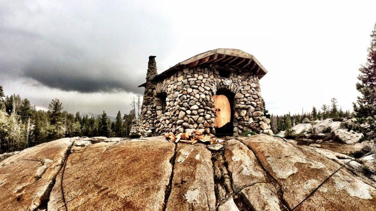 Планинският дом на Майк Бейсич