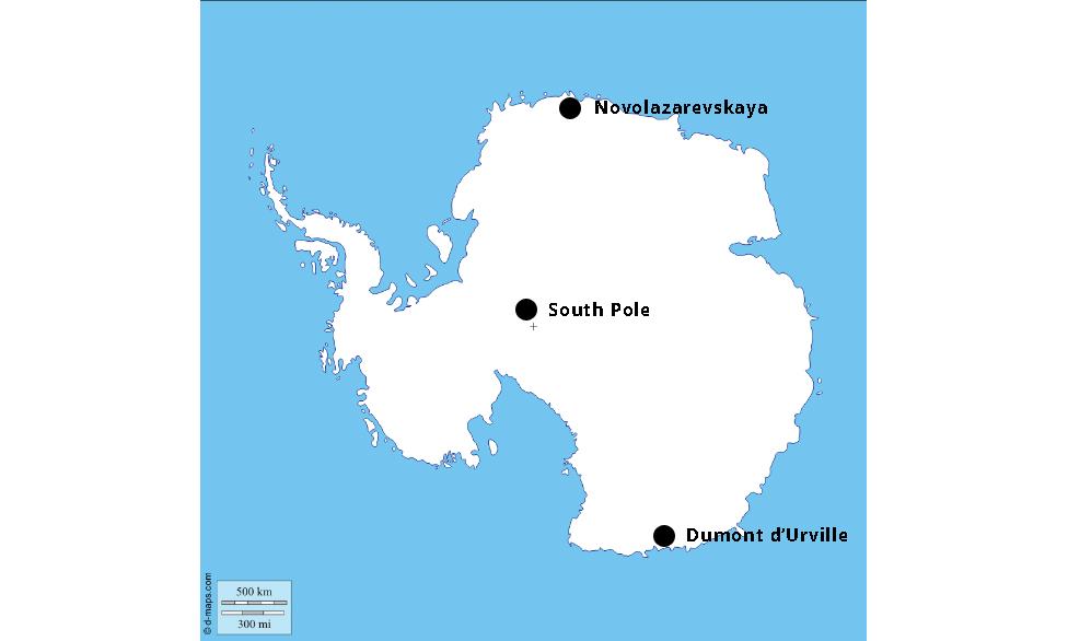 Майк Хорн Антарктида Pole2Pole