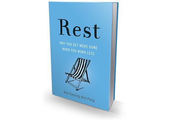"""""""Rest"""" от Алекс Суюнг-ким Панг"""