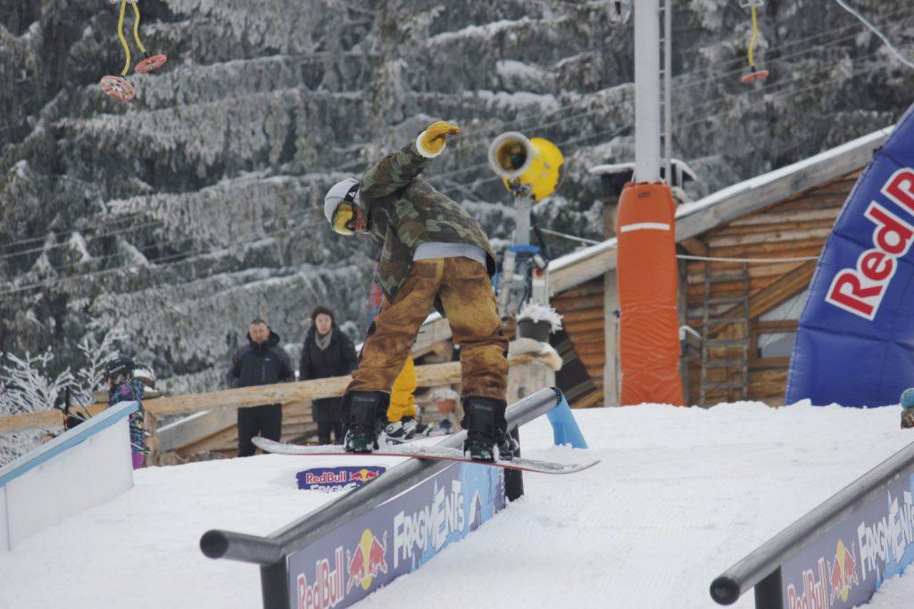 Red Bull FRAGMENTS, Osogovo