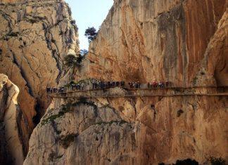 Пътят Каминито дел Рей