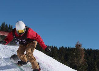 фрийстайл сноуборд Пампорово фънпарк