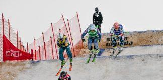 ски крос Сиера Невада